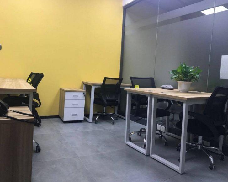 小面积办公室设计