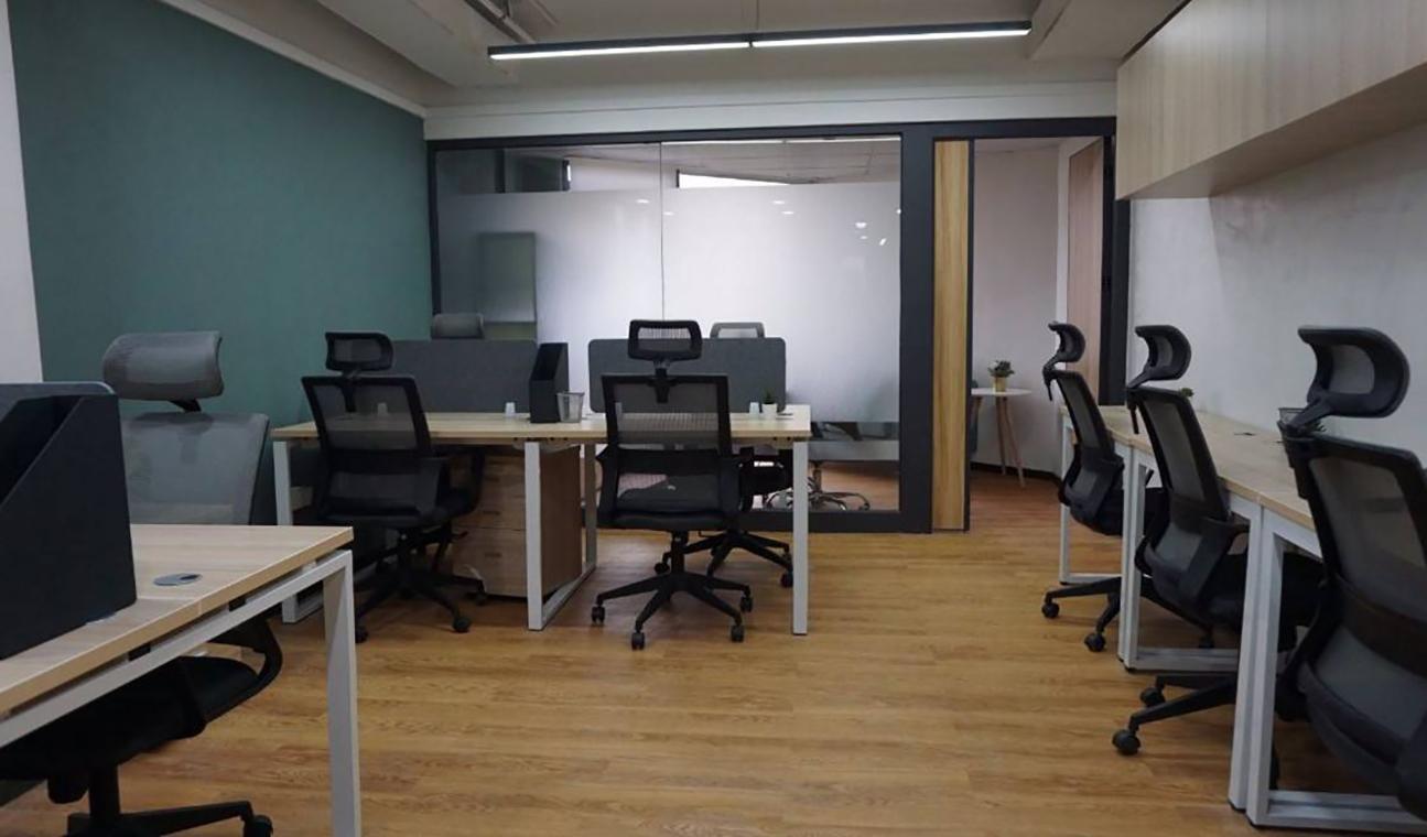 小面积办公室装修